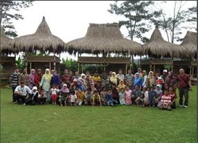 Family Gathering Kec Cikembar